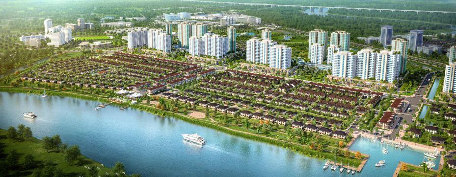 Waterpoint Thành Phố Bên Sông