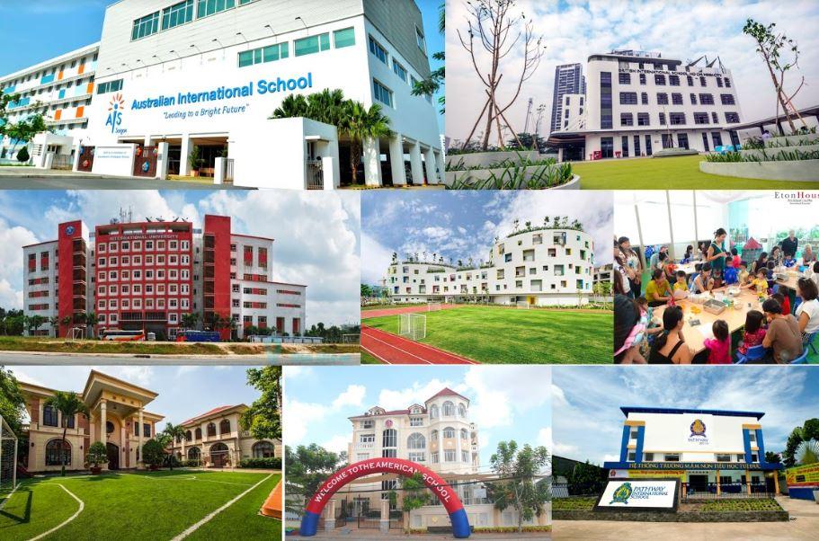 Hệ thống trường học quốc tế