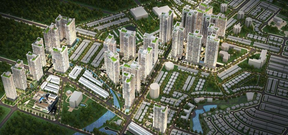 Phối Cảnh Laimian City