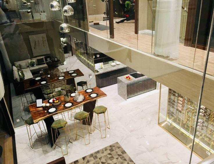 Phong cách thiết kế căn hộ loft