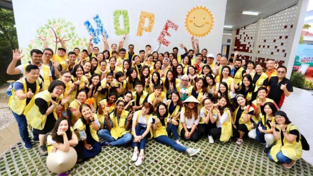 CapitaLand xây dựng trường mẫu giáo CapitaLand Hope thứ hai tại Việt Nam