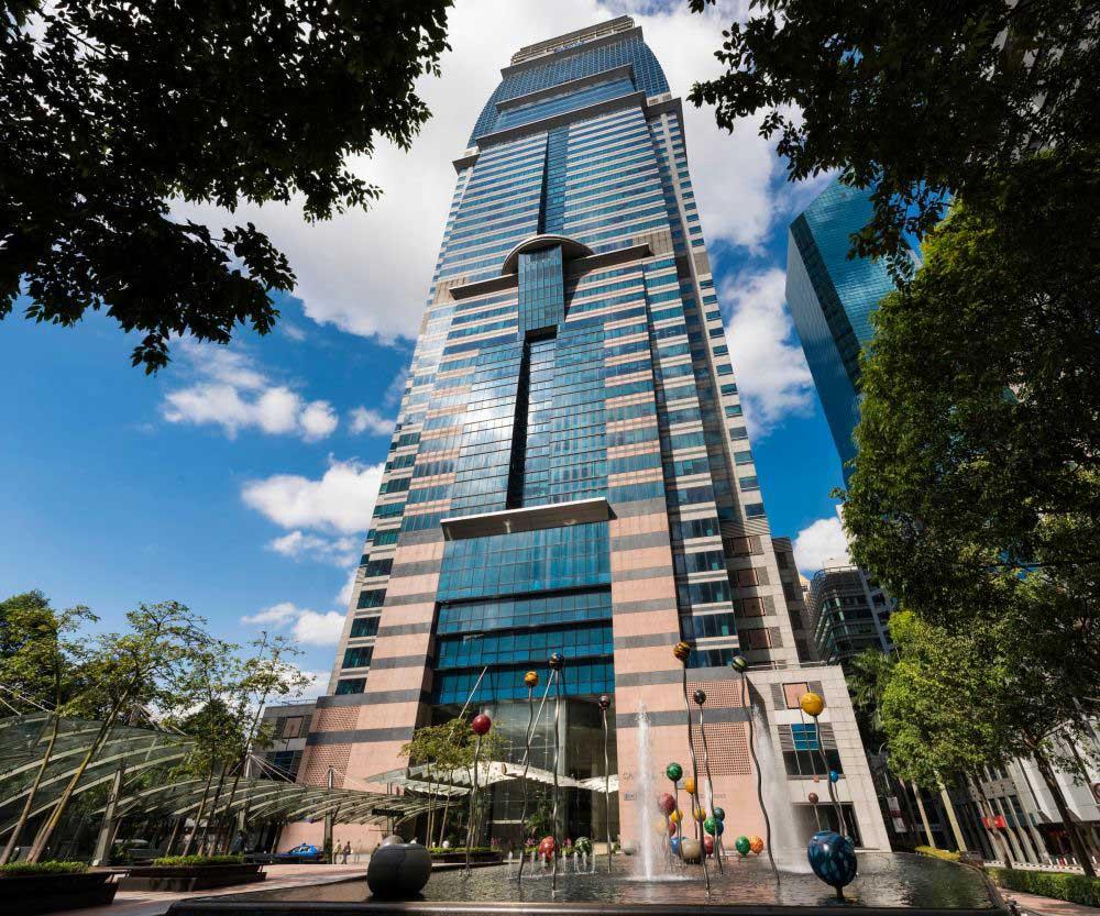 Capital Tower tại Singapore