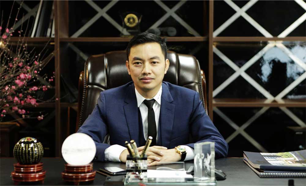 Đỗ Anh Tuấn làm bất động sản ở công ty dược