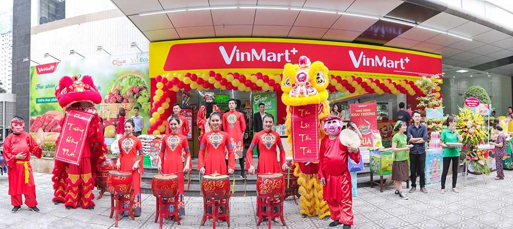 Vinmark lập kỷ lục khai trương 117 cửa hàng chỉ trong 1 ngày