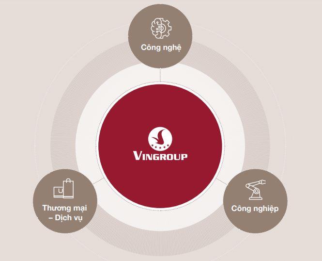 Tập đoàn Vingroup(*) là doanh nghiệp tư nhân lớn nhất Việt Nam