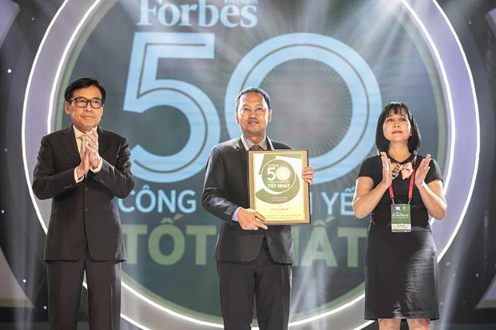 top 50 doanh nghiệp