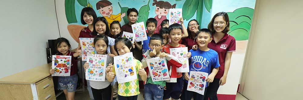 Học sinh từ 4-15 tuổi tiếp cận với giải pháp giáo dục toàn diện GLOBAL PASSPORT