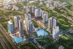 Tổng thể căn hộ Sài Gòn Broadway