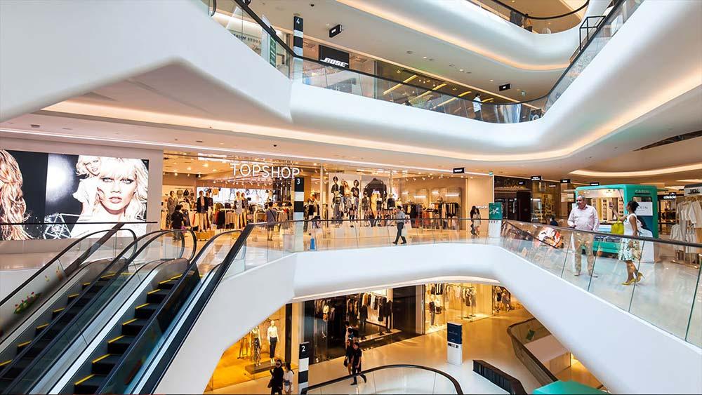 Trung tâm thương mại xa xỉ
