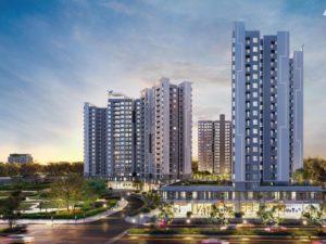West Gate Khu căn hộ ngay trung tâm hành chính Phía Tây Sài Gòn