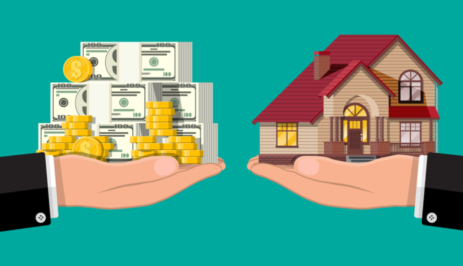 Khái niệm đặt cọc tiền mua nhà