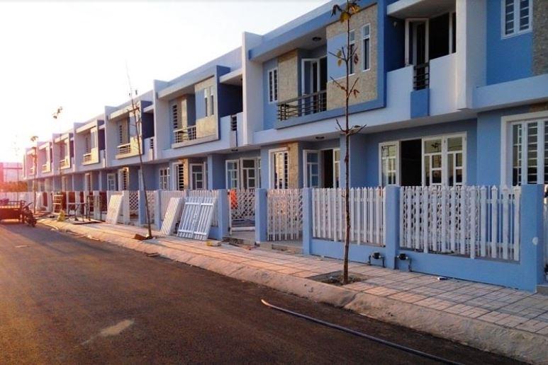 Nhu cầu mua nhà Hóc Môn tăng nhanh