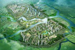 Dự án Zeitgeist Nhà Bè kết nối cảng Hiệp Phước