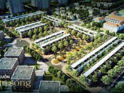 Tổng thể dự án An Phú New City - Hưng Hưng Thịnh