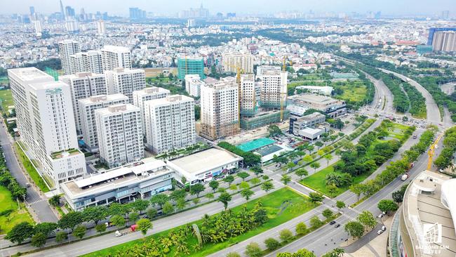 Khu chung cư là một trong các dự án cần có quy hoạch 1/500