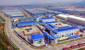 Thị trường bất động sản công nghiệp phát triển do mâu thuẫn Trung – Mỹ