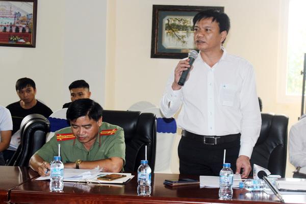 Phó giám đốc Sở Giao thông – vận tải Từ Nam Thành