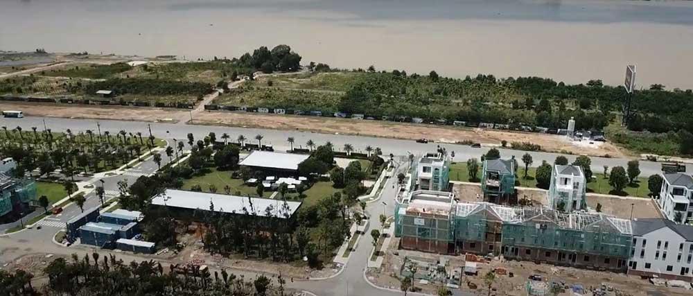 đường hương lộ 2 aqua city