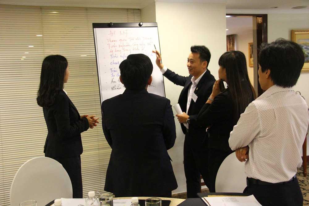 tiến phát corp đào tạo kỹ năng quản lý